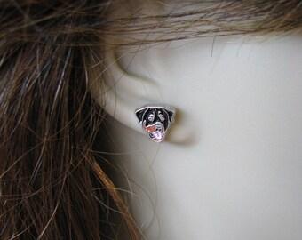 Rottweiler Earrings