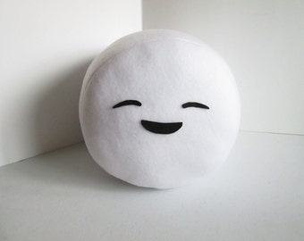 Cloudy Marshmallow Plush Inspired by Cloudy With a Chance of Meatballs 2 (Unofficial)