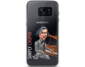Simply Chopin Samsung Case