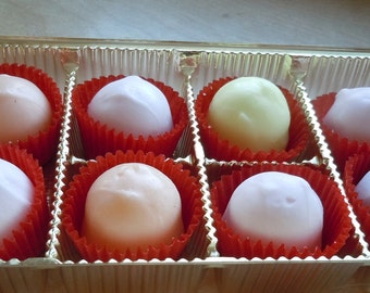 Candy Soap - Chocolate Buttercream Candy Soap - Bon Bon Soap - Valentines Day Gift - Valentine - Chocolate - Gift for Her