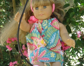 doll pillowcase, plain add on with purchase charge for, doll pillowcase  dress, American Girl Doll, matching doll dress,
