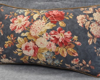 Decorative Pillows - Floral Pillows - Boudior Pillows