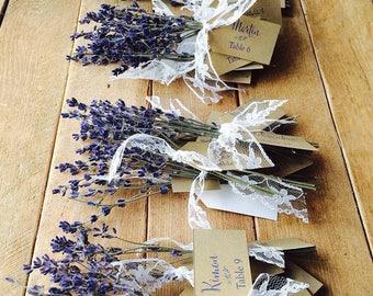 Lavender square, vintage, provence, kraft label
