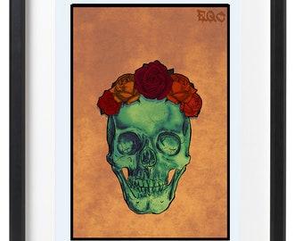 La Calavera / Skull / Frida