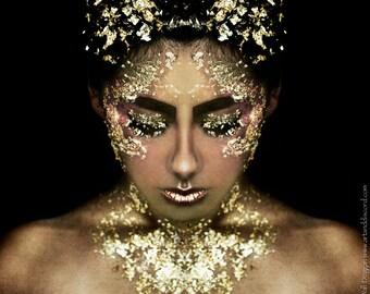"""Fine Art Photography Print """"Golden"""""""