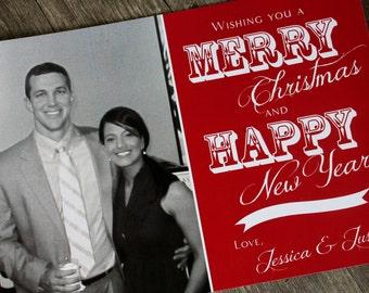 Holiday Photo Card - Digital