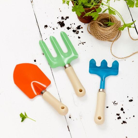 Para niños personalizado jardinería juego / jardinería Kit /