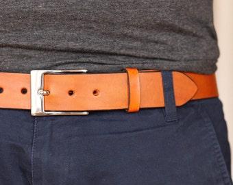 Wide Leather Belt Mens Belt Full Grain Leather Belt Custom Leather Belt Personalized Leather Belt Tan Leather Belt Black Leather Belt Brown