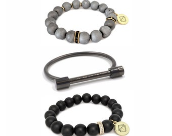 Black Mamba Bracelet Set