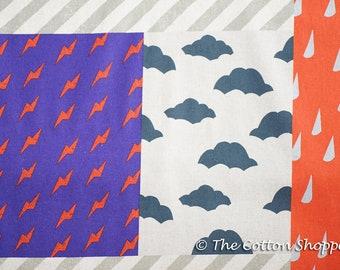 Echino Element Fabric ~ Kokka Fabric ~ Canvas Fabric ~ Japanese Fabric ~ Linen Fabric ~ Cotton Fabric ~ Apparel Fabric ~ Home Decor Fabric