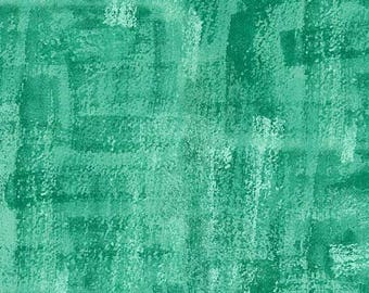 Brushline Jade Kim Schaefer Andover Fabric 1 yard