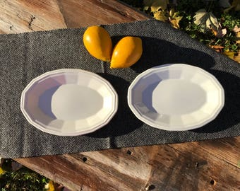 Ironstone * Ironstone Plates * French Country * White Ironstone Plates * Ironstone Dishes * Pfaltzgraff