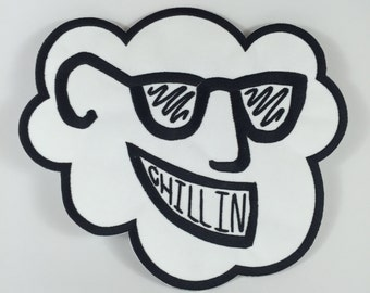 Chillin Backpatch