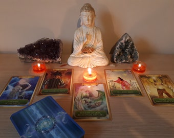 Energy Oracle Card Reading