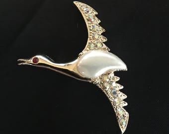 Beautiful Bird Pin