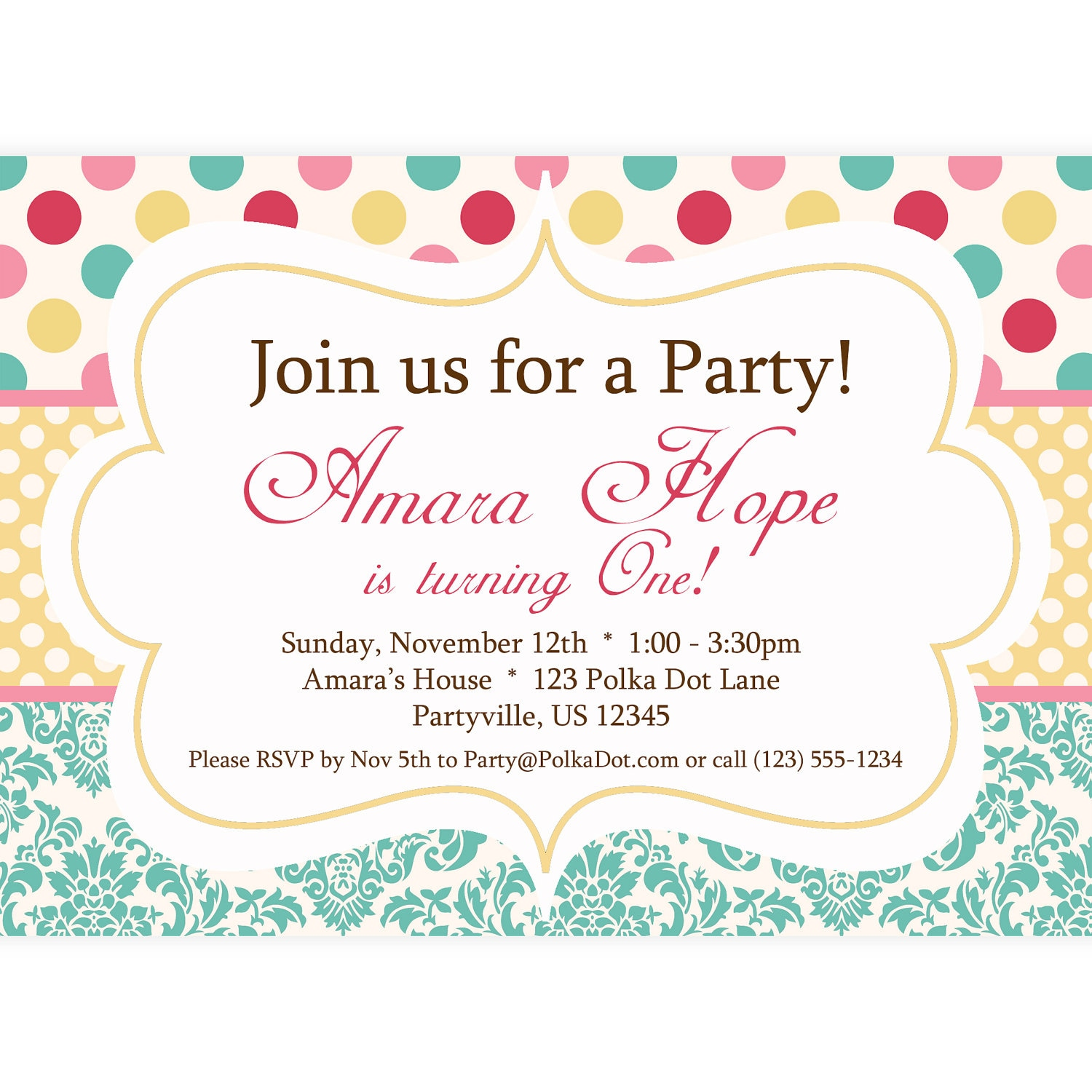 red polka dot invitations koni polycode co