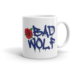 Bad Wolf - Rose - Doctor Who Inspired- Whoivan - Galaxy