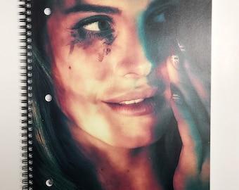 Custom Lana Del Rey Notebook ; PWYC