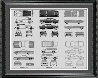 Dodge blueprint collection drawing art car auto gift bdodg2024 cadillac blueprint collection drawing art car auto gift bcadi2024 malvernweather Choice Image