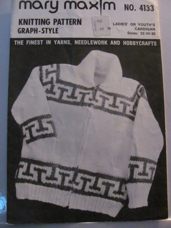 Fantastic Knitting Pattern Key Illustration - Sewing Pattern for ...