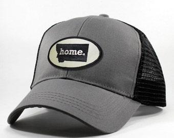 Homeland Tees Montana Home Trucker Hat