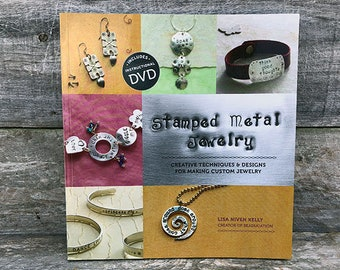 Book - Stamped Metal Jewelry **CLOSEOUT**