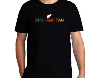Dripping Afghanistan T-Shirt
