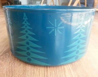 Christmas tree stand / pot enamel Silit