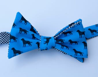 Labrador Retriever Bow Tie - 2 colors