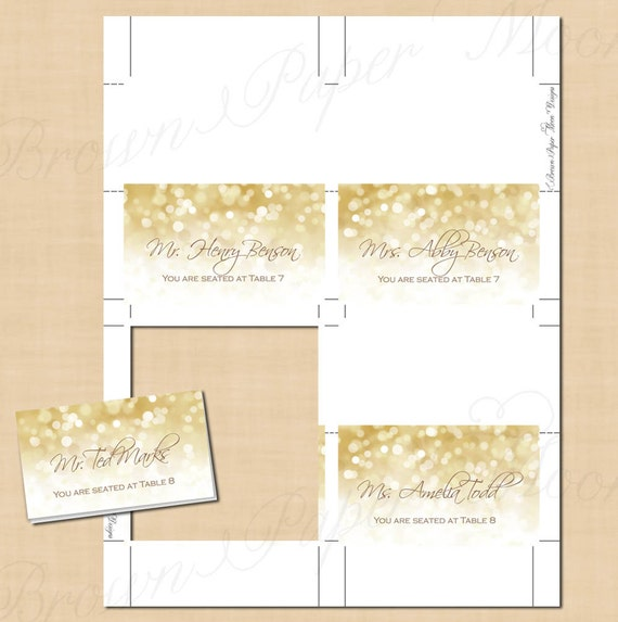 Avery Template 5302 Small Tent Cards Download Tulumsender