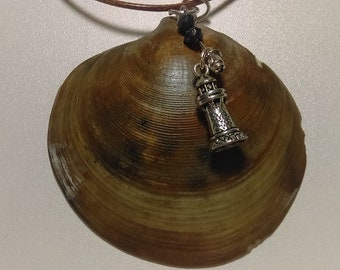 Seashell Necklace and Charm