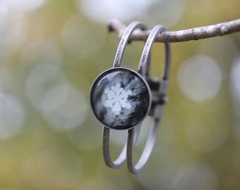 Snowflake Photo Bracelet