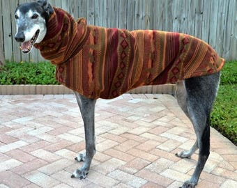 "Greyhound Coat. ""Big Bear's Heavy-Weight Winter Coat"" - Greyhound Sizes"