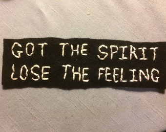 Joy Division Disorder patch