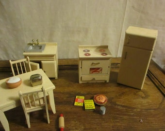 miniature doll furniture. Kitchen Miniature Doll Furniture With Toaster S