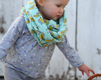 Childs Infinity Scarf - Childs Scarf - Circle scarf - Winter Scarf - Kids Scarf - Scarves - Fall Scarf - Scarf - Scarves