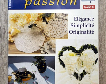 Embroidery love 5 – February 2002 magazine
