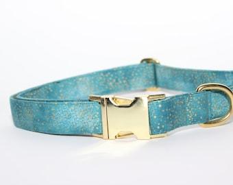 Starry Ocean Dog Collar