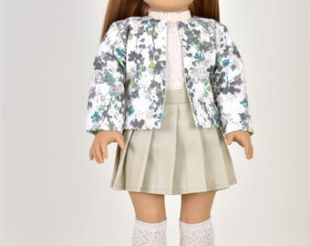 Jacket 18 inch doll clothes