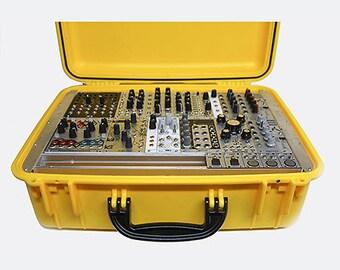 Synthrotek Water Proof 7U 84HP Portable Eurorack Case