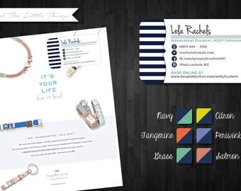 NEW | Customized Catalog Labels for KEEP Collective | Digital Download Print Yourself