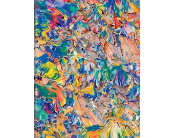 iCanvas Untitled 23 Gallery Wrapped Canvas Art Print by Mark Lovejoy