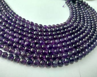 Natural Loose Gemstones Amethyst  Cabochon Beads 10 mm any Quantity available