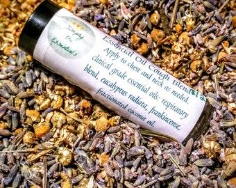 Essential Oil Cough Blend