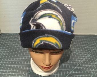 San Diego Chargers Fleece Hat SALE