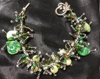Caterpillar Bracelet