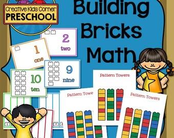 Building Bricks Math