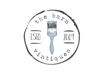 Painting Logo, Premade Logo, Painti Brush Logo, Cottage Logo, Custom Logo, Boutique Logo, Premade Logo, Furniture Logo, Crafting Logo