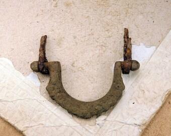 Antique Furniture Pull Handle - Archaeological Finds - k29