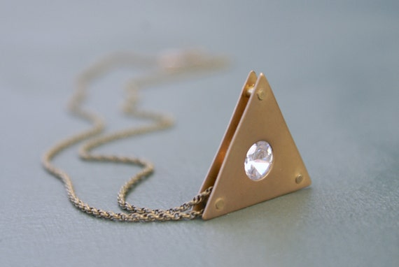 the Tri-Generation necklace